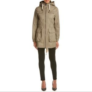 Laundry by Shelli Segal Hooded Unity Anorak Parka
